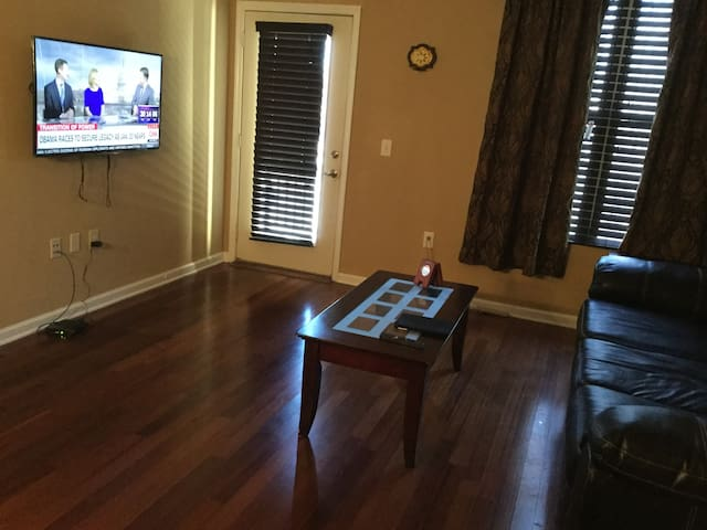 Spacious Condo in the Middle of Downtown Atlanta