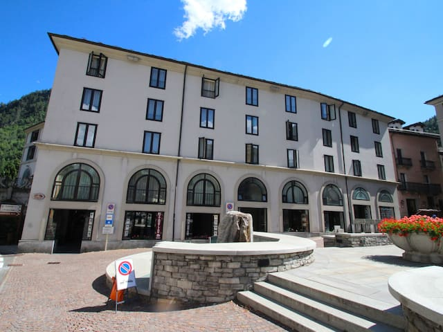 Holiday apartment Universo in Courmayeur