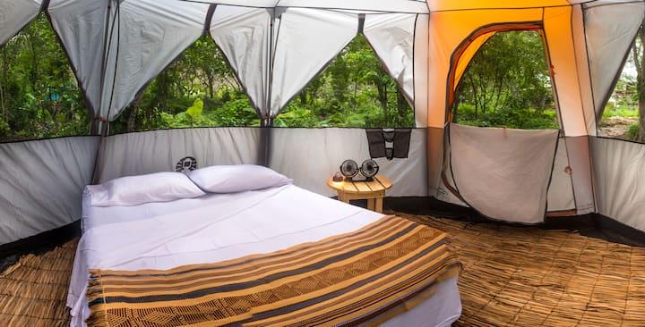 Cayuco Camping Barú | Cartagena | Sustainable |