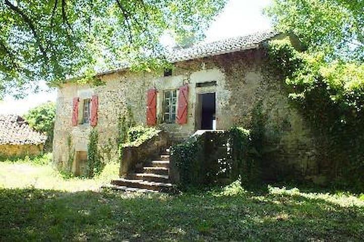 Maison de campagne dans le Lot - Sousceyrac - Ev
