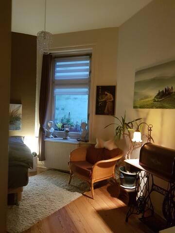 Gästezimmer im absoluten IN-Viertel HH-Eimsbüttel!