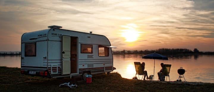 Ubytování v karavanu