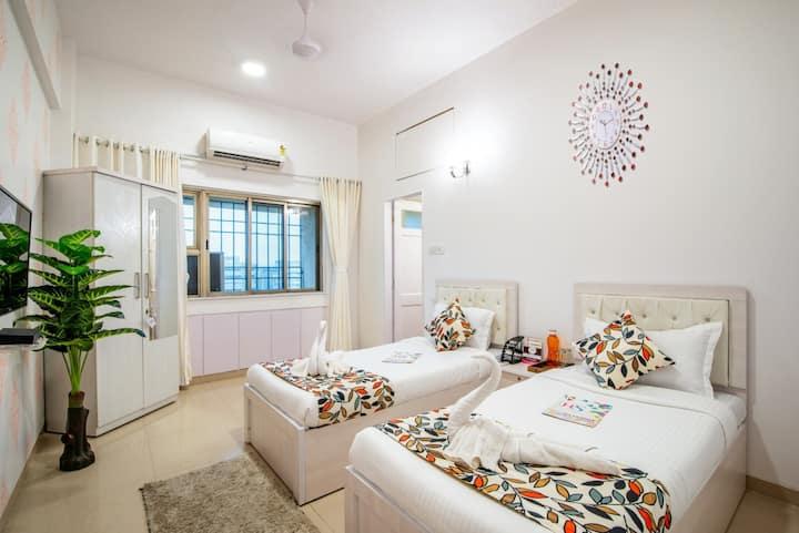 Bandra Lane - 2 Bedrooms for travelers