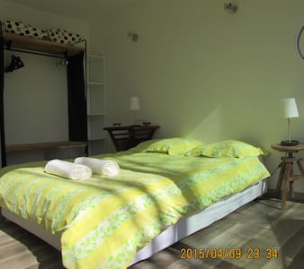 Room type: Private room Bed type: Real Bed Property type: House Accommodates: 2 Bedrooms: 1 Bathrooms: 6