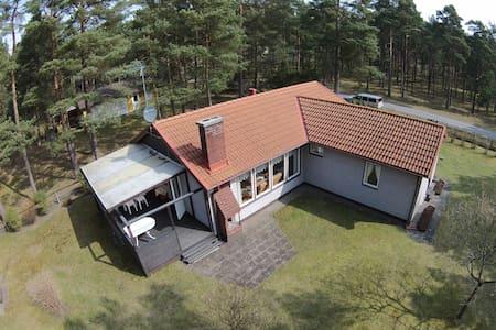 Sommarhus i Yngsjö - Yngsjö - 独立屋