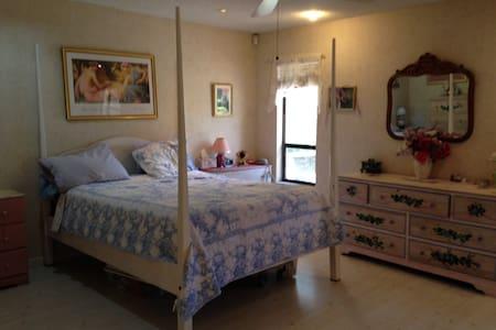Lovely Room in a Great Neighborhood - Wellington - Talo