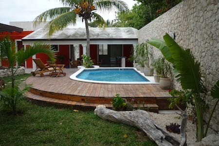 Beachfront Casita - Progreso - Talo