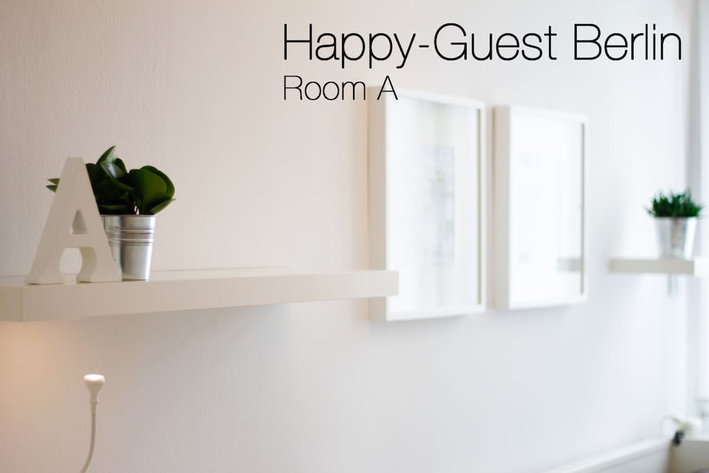 Room A for 1 ~ 2 person
