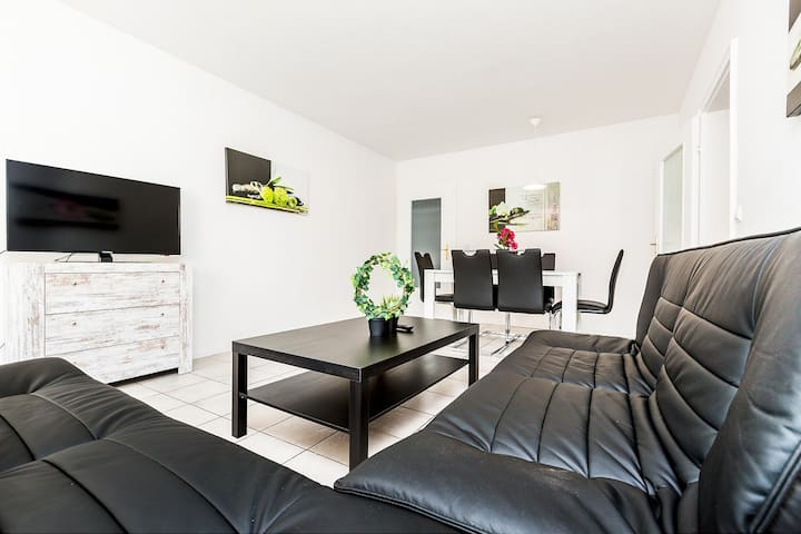 M02 Holiday Apartament in Monheim - Monheim am Rhein - Pis