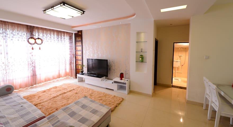 三室两厅90平方公寓式楼房(我在丽江的家) - 丽江 - Apartamento