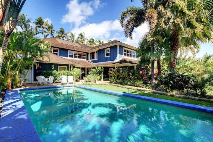 3 bd, beachfront, gardens, shopping - Kihei - Villa