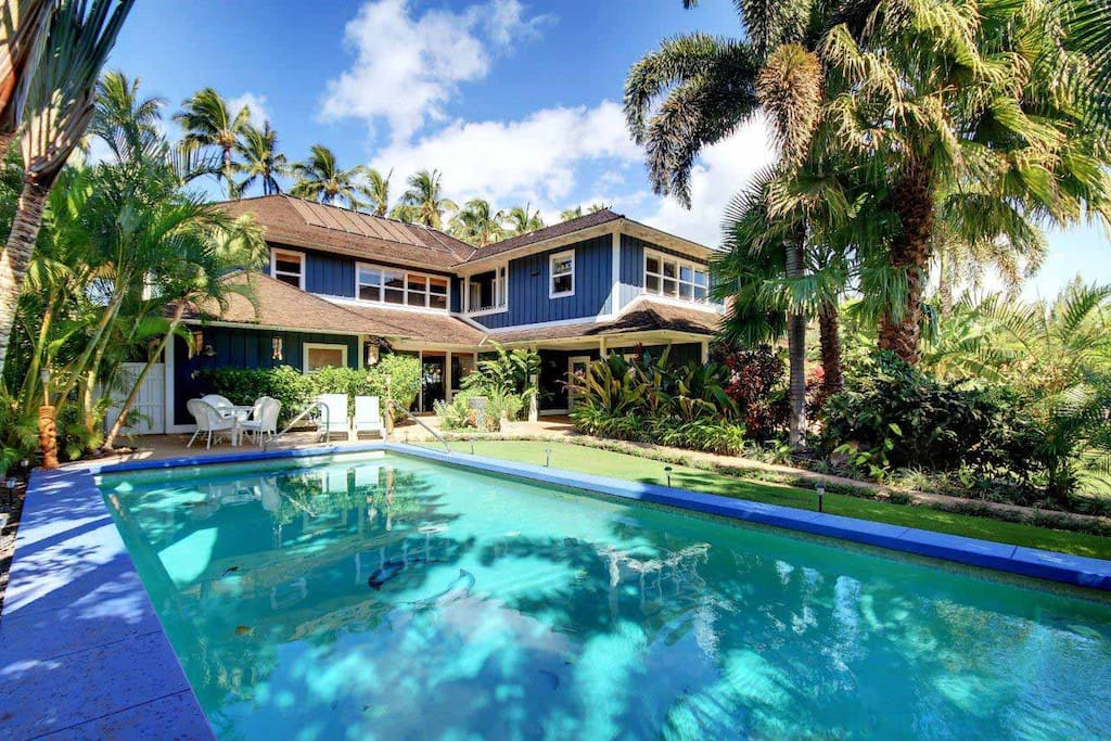 3 Bd Beachfront Gardens Shopping Villas For Rent In Kihei Hawaii United States