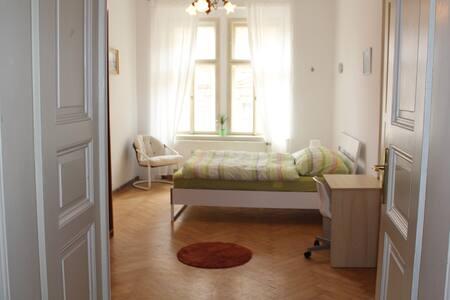 Private room in a great location - Praga