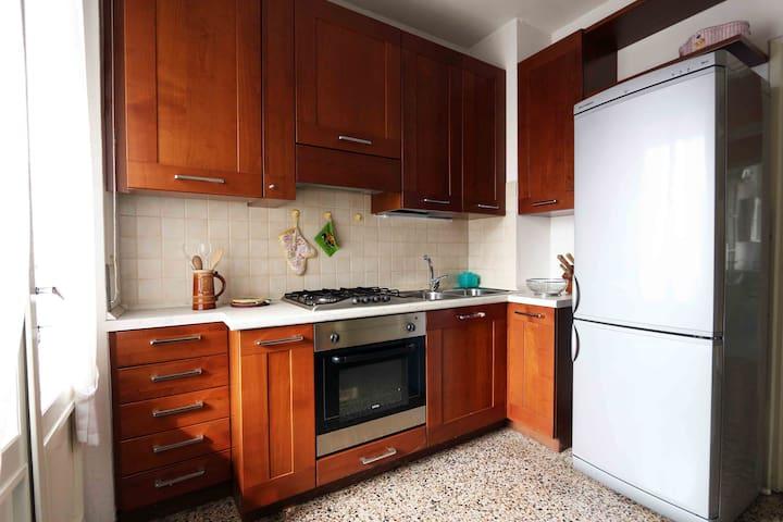 Appartamento centro storico Gromo - Gromo - Apartemen