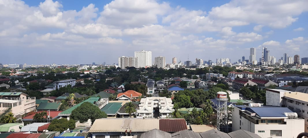 Quezon City Home with a View