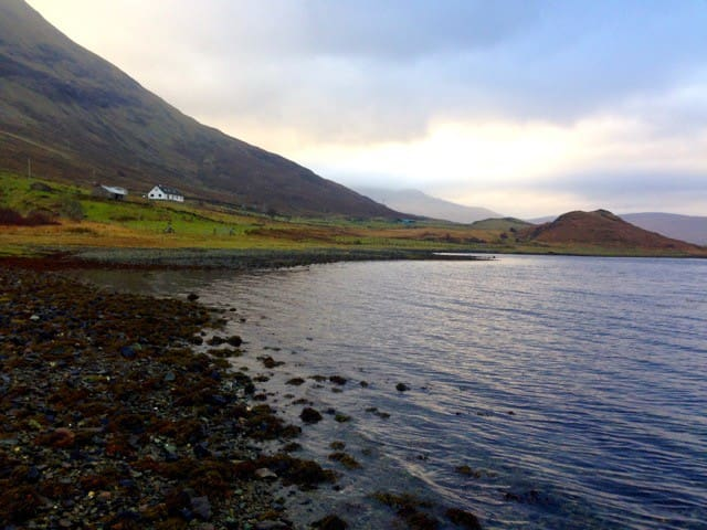 Central Skye apartment by the sea. - Isle of Skye - Daire