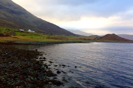 Central Skye apartment by the sea. - Isle of Skye - Pis