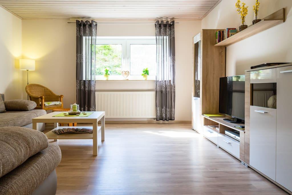 Blick von der Küche /-/   view from the kitchen