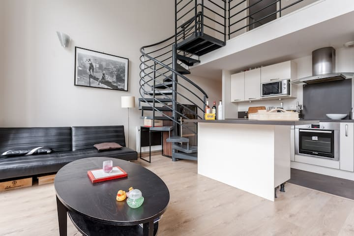 Appartement de standing-Tourny-Triangle d'or