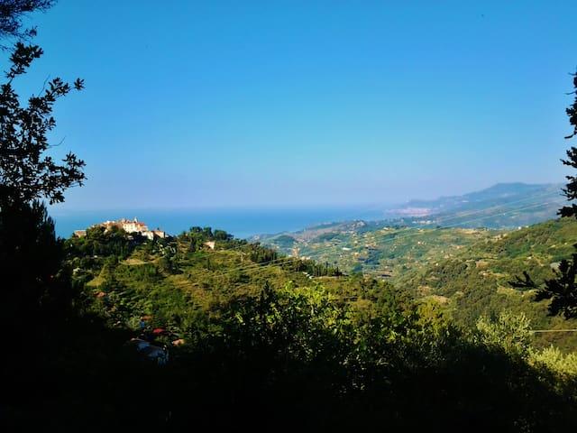 Country Villa in Seborga, Liguria - Seborga - House