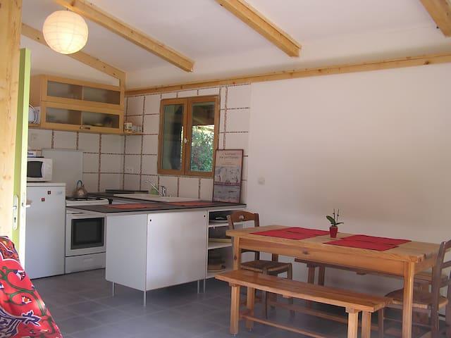 Studio 4 / 5 pers - Le Bourg-d'Oisans - บ้าน