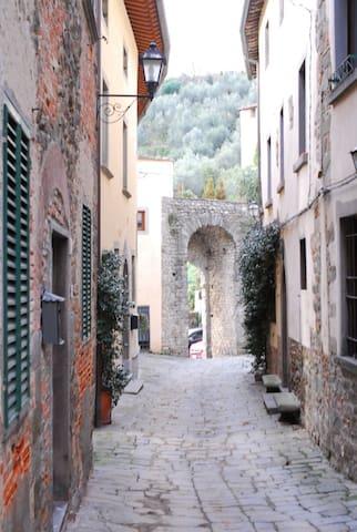 Apartment in the heart of Tuscany - Massa e Cozzile - Apartament