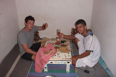 Authentic moroccan homestay - Essaouira - Haus