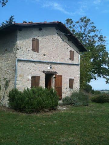 casa di campagna sopra Sasso Marcon - bologna, sasso marconi - Casa