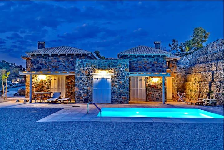 Three Bedroom Villa -  Complex N2 - Agia Galini - Villa