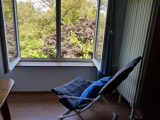 Ganze Wohnung Marburg 3,6 km bis Innenstadt
