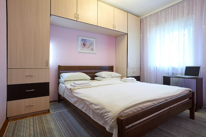 Double Room at Boryspil Sleep & Fly GuestHouse