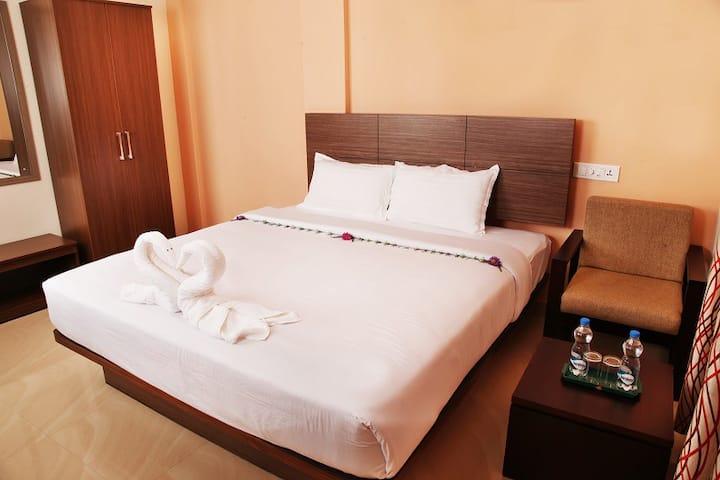 Sugar Pine Rooms at Munnar Kerala