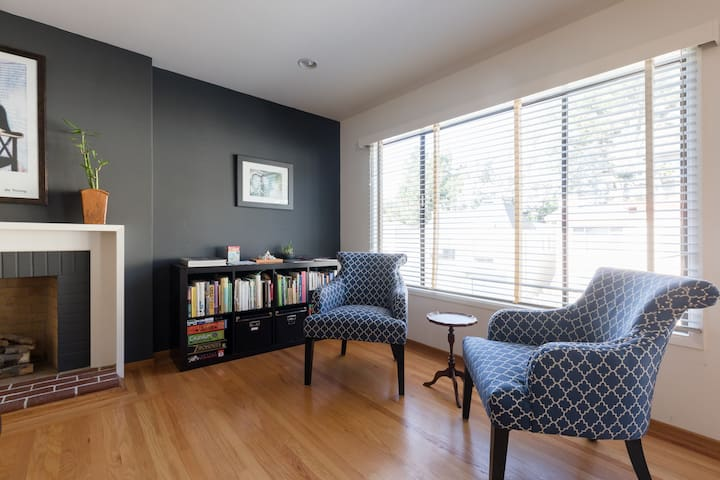 3 Bed/2 Bath Serene Home with Parking