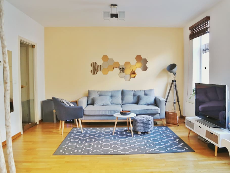 Zen Atmosphere In Ch Telain Apartments For Rent In
