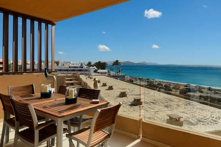 Great Sea View in Playa d'en Bossa! - 圣约瑟夫沙塔莱亚 - 公寓
