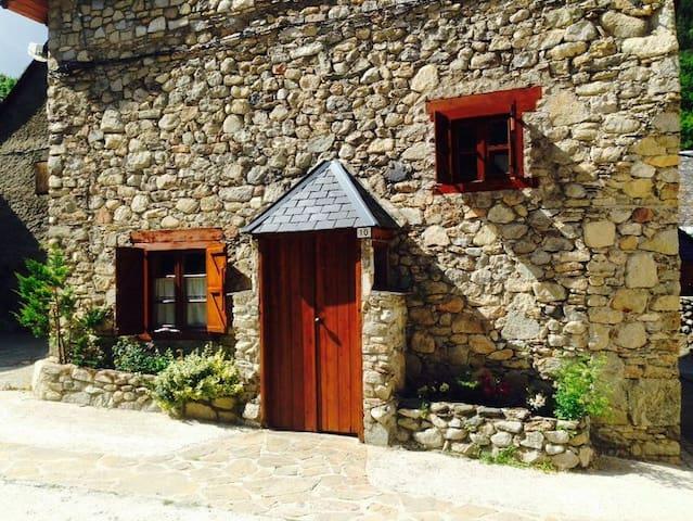 Casa pueblo Alto Aran Baqueira - Tredos, Naut aran  - Rumah
