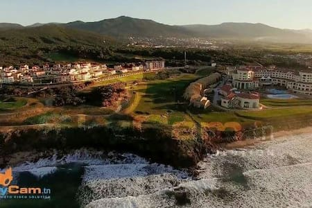 Villa La Cigale ET La Fourmi Tabarka Vue sur mer