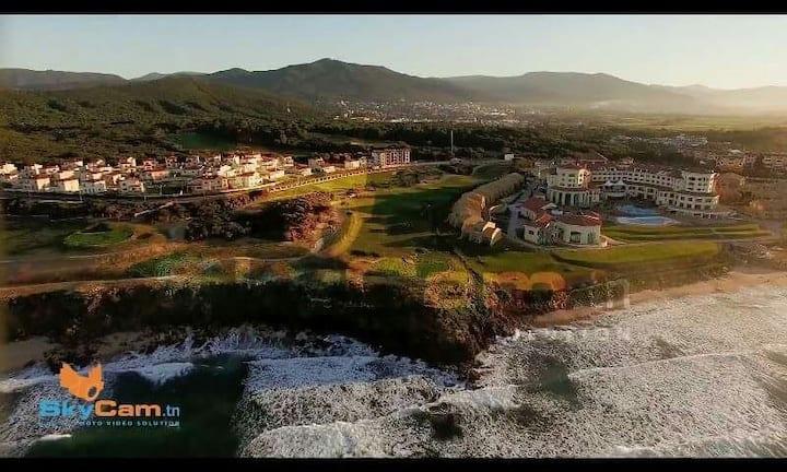 Villa La Cigale & La Fourmi Tabarka Vue sur mer 🌊