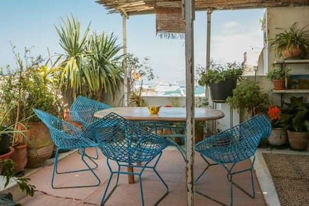 Double-bedded en suite in Medina - Bed & Breakfast