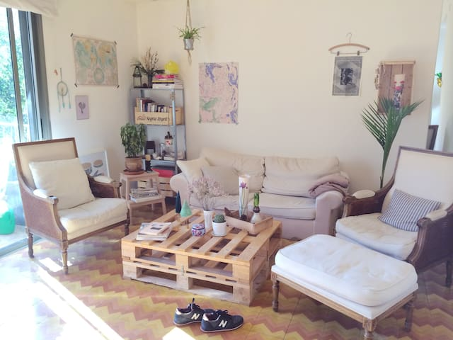 Beautiful flat in the heart of TLV - Tel Aviv-Yafo - Apartment