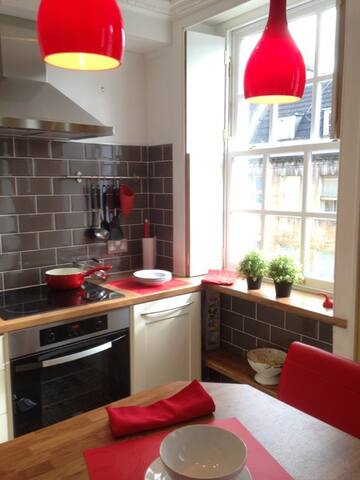 Charming city centre flat - Bath - Leilighet