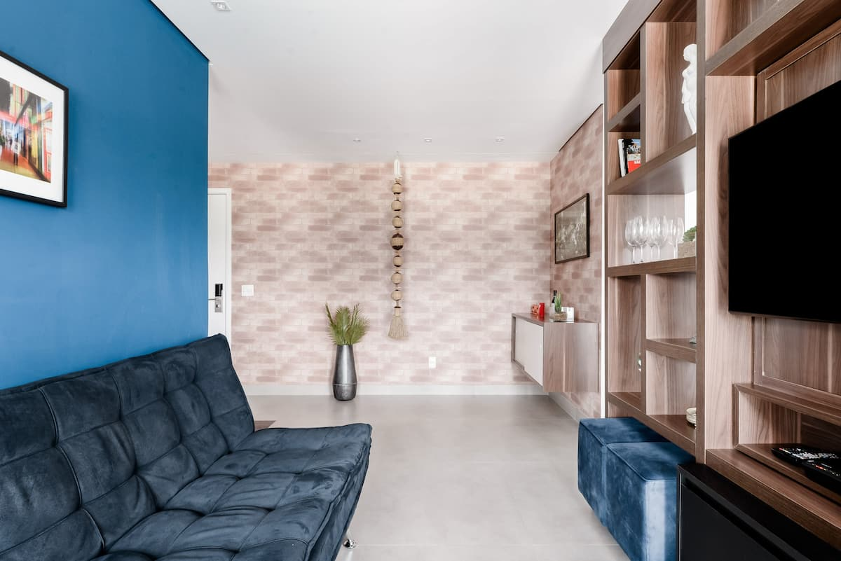 Elegante studio perto da Berrini/ Shopping Morumbi