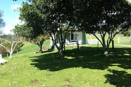 Sadhu's Tea House - country cabin - Whakatane - Zomerhuis/Cottage