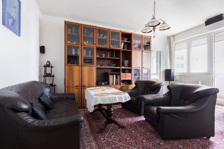 AQ HOMERENT RETRO style stay in PRAGUE 1min subway
