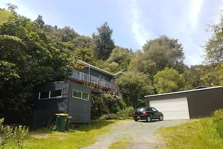 Rotoehu Whanau Home with views & so much space!