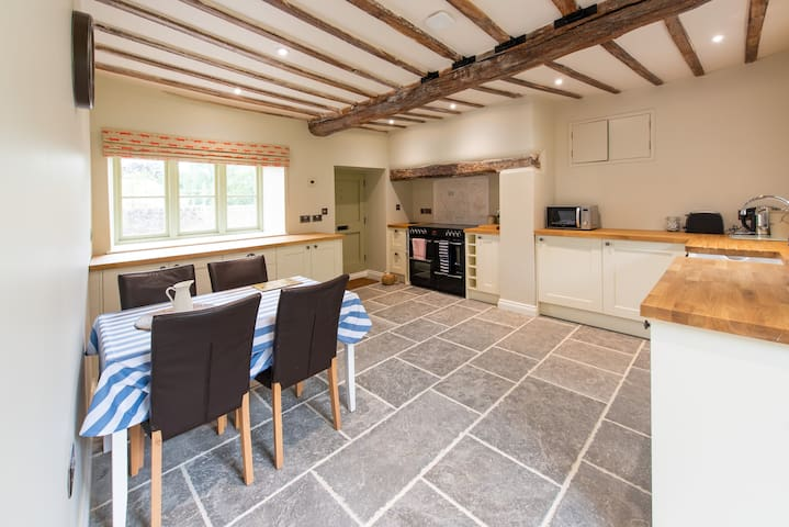 Beautiful Grade II Listed Barn Conversion