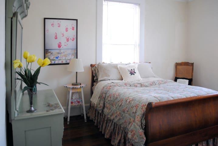 Historic Private Bedroom & Bath - Dallas - Bed & Breakfast