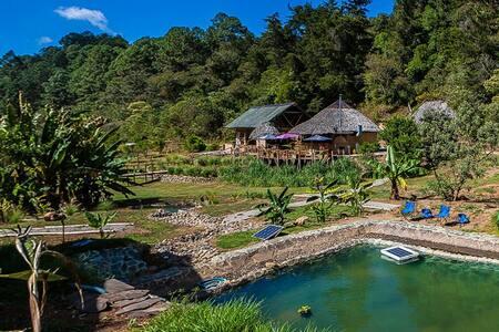 Cabaña Verde en El Tular - San José Pinula