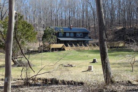 Idyllic Retreat - Dutchess County - Wingdale - Huis
