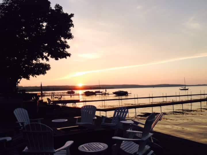 Lakewood Lakefront Home